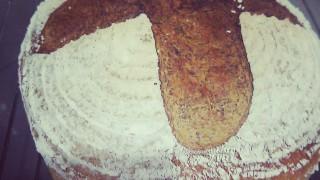 【発酵】タイプERとオートリーズで、ちょっと男前なカンパーニュ焼けた!