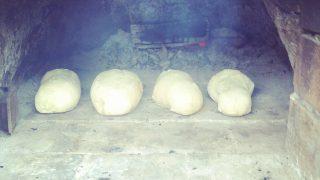 【アースオーブン】石窯でパン教室開催してみた。でも・・・まだ実はパンは3回目だったり【ハードパン】