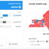 【アメリカ大統領選】Haffing Postでも支持層を分析~都市VS地方~政策・法律を分けたら?【CNNの出口調査】