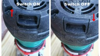 【DIYツール】電子制御トリマー リョービ TRE-60V 使用レポート【回転数変えれて、切り込み深さ簡単に変えれる】