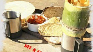 【DIYクリエーターズ】パン・ビザ用のアースオーブンの竹枠制作と、パン試作したり・・・小物作ったり【Re:Innovation】