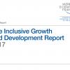 【読書感想文】人口増加が止まると、インクルーシブな成長・開発が重要に!? The Inclusive Growth and Development Report 2017【IMF・WEF】