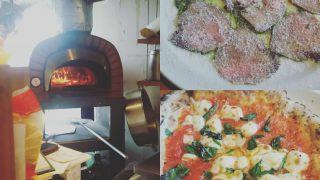 【花小金井ジモティ】薪窯で焼いたナポリピザが食べれる Pizzeria Ampia【千円ランチがおすすめ】